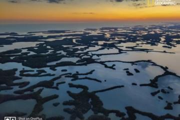 一加携手《国家地理》首次出版手机摄影特刊,用手机探索自然之美