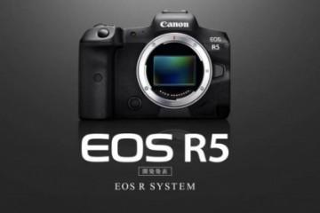 相机夜话 再谈EOS R5 除了满足想象之外