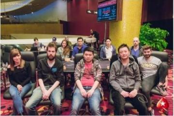 Pokerstars扑克之星中国大神豪客高速赛军功显赫