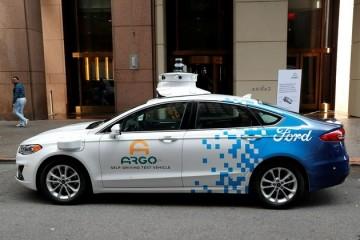 Argo福特和Lyft将在美推出机器人出租车服务