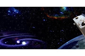 中科院发布3颗卫星的科学成果涉及空间引力波探测